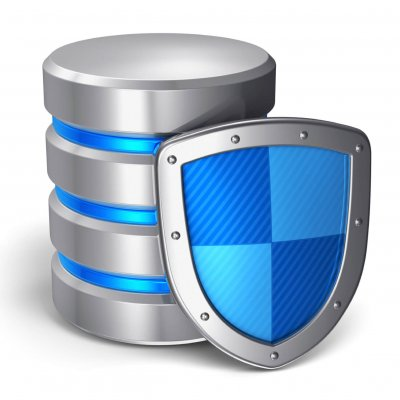 Database and computer data security concept